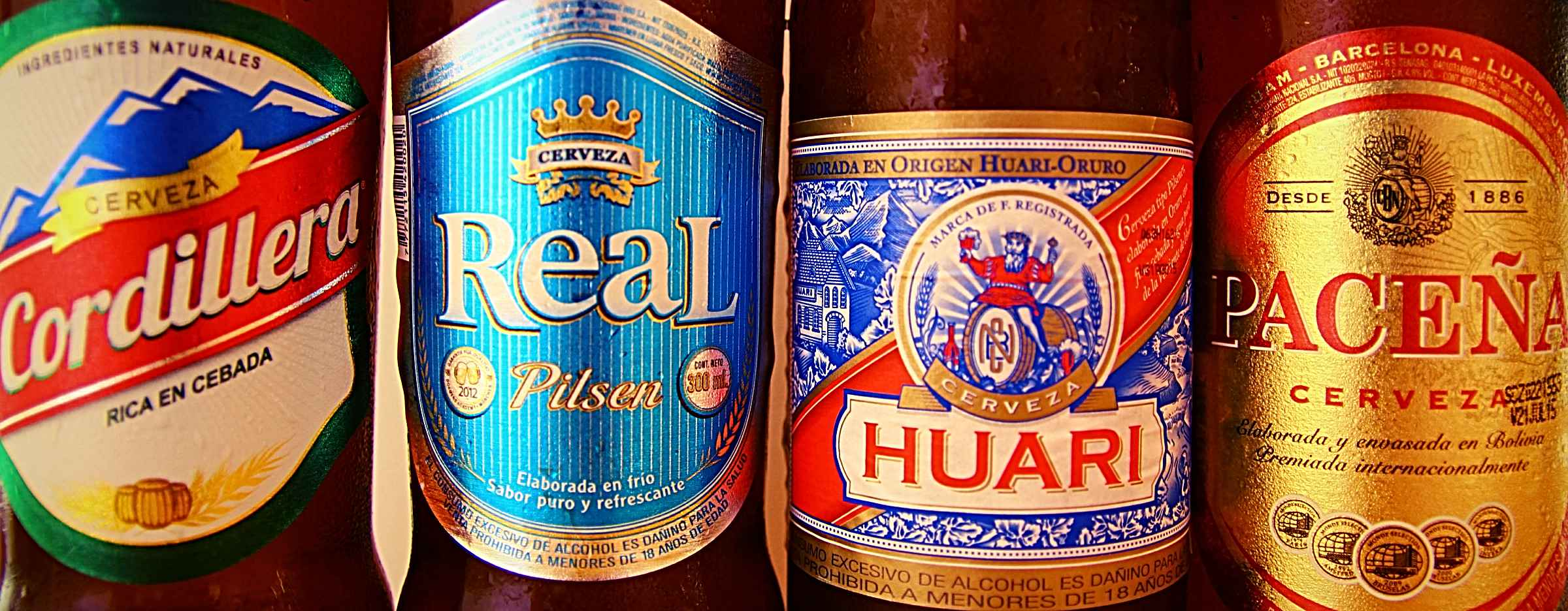 Beers Of Bolivia