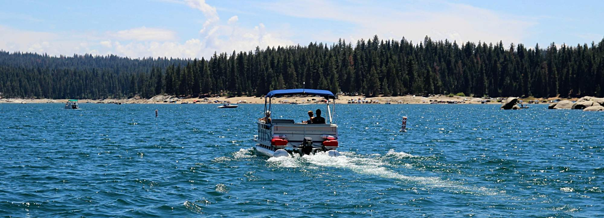 Shaver Lake - Relaxing in the Midst of the Sierra Nevada