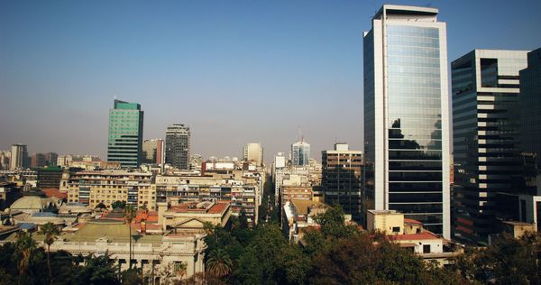 Impressions from Santiago de Chile