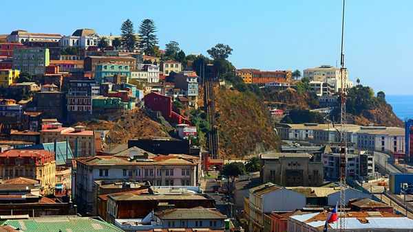 Valparaíso - Colorful City