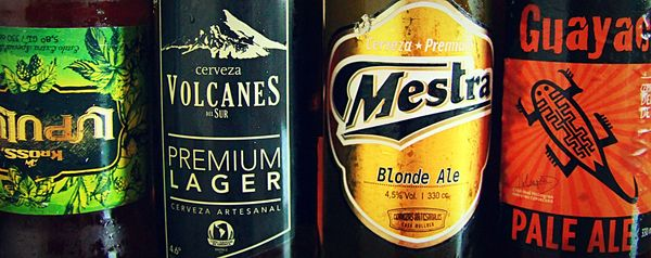 Beers Of Chile