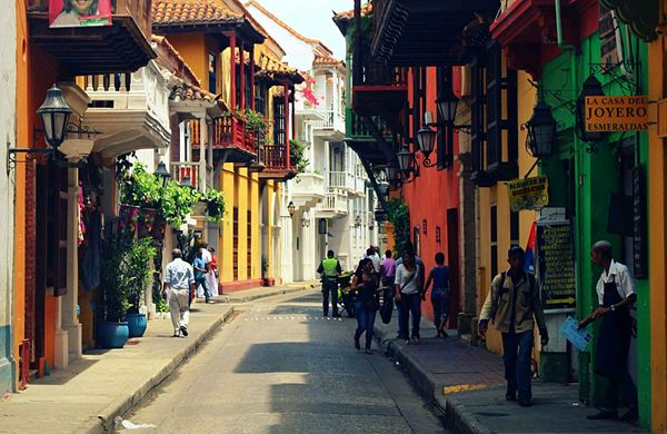 Cartagena, Santa Marta and Taganga - The Caribbean Coast of Colombia